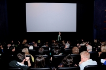 Audience at The Green House Premiere 2010